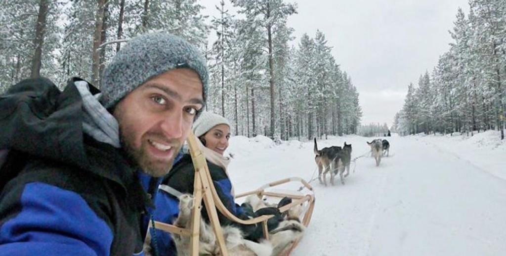 Couple travel blogger: Καιρός για δύο και στα ταξίδια